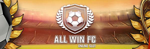 ⚽ All Win FC: Kick Off Your Winning Streak.